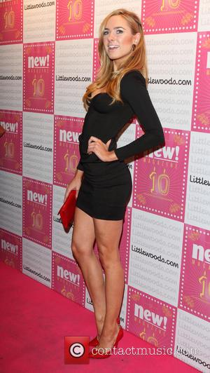 Kimberley Garner - new! Magazine - 10th birthday party held at Gilgamesh - London, United Kingdom - Tuesday 5th March...