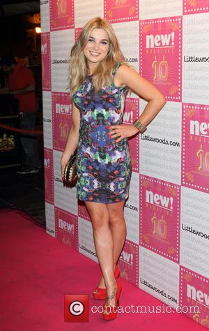 Sian Welby - new! Magazine - 10th birthday party held at Gilgamesh - London, United Kingdom - Tuesday 5th March...
