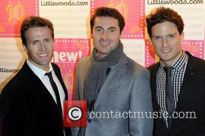 Blake - new! Magazine - 10th birthday party held at Gilgamesh - London, United Kingdom - Tuesday 5th March 2013