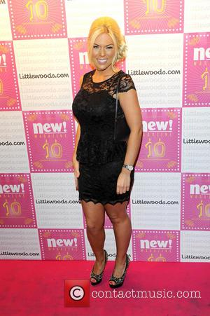 Frankie Essex - new! Magazine - 10th birthday party held at Gilgamesh - London, United Kingdom - Tuesday 5th March...