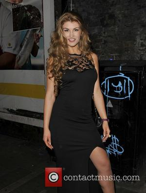 Amy Willerton - new! Magazine - 10th birthday party held at Gilgamesh - Departures - London, United Kingdom - Tuesday...