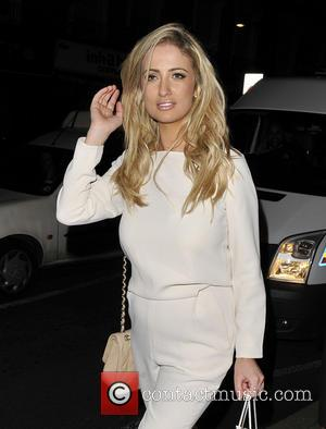 Chantelle Houghton - new! Magazine - 10th birthday party held at Gilgamesh - Departures - London, United Kingdom - Tuesday...
