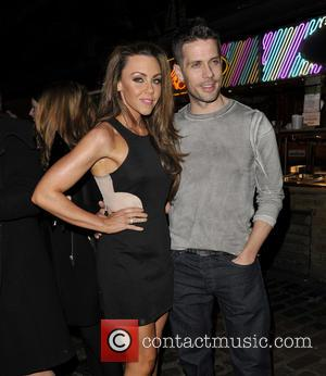 Michelle Heaton and Hugh Hanly