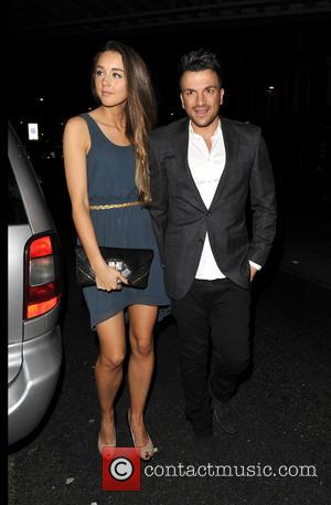 Peter Andre and Emily MacDonagh - new! Magazine - 10th birthday party held at Gilgamesh - Departures - London, United...