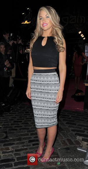 Josie Gibson - new! Magazine - 10th birthday party held at Gilgamesh - Arrivals - London, United Kingdom - Tuesday...