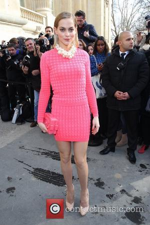 Leigh Lezark - Paris Fashion Week - Autumn/Winter 2013 - Chanel - Arrivals - Paris, France - Tuesday 5th March...