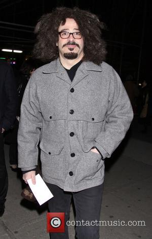 Adam Duritz - Opening night of Talley's Folly at the Laura Pels Theatre - Arrivals - New York City, NY,...