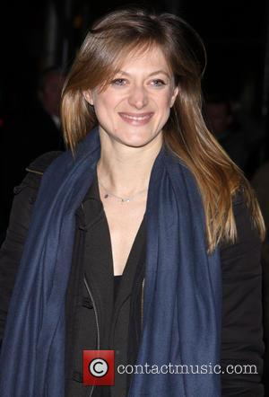 Marin Ireland - Opening night of Talley's Folly at the Laura Pels Theatre - Arrivals - New York City, NY,...