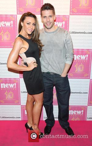 Michelle Heaton and Husband Hugh Hanley