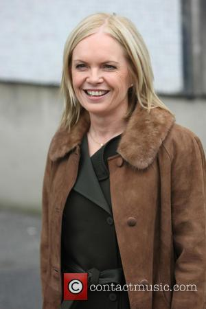 Mariella Frostrup - Celebrities at the ITV studios - London, United Kingdom - Wednesday 6th March 2013