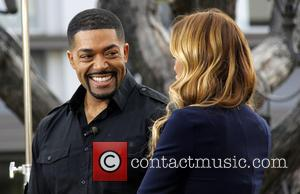 David Otunga - Celebrities at The Grove to appear on entertainment news show 'Extra' - Los Angeles, California, United States...