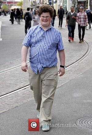 Jesse Heiman - Celebrities at The Grove to appear on entertainment news show 'Extra' - Los Angeles, California, United States...
