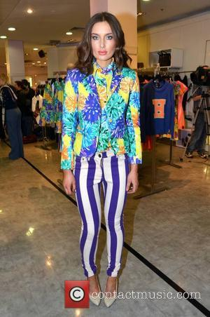 Rozanna Purcell - English fashion designer Henry Holland launches his 'House of Holland' collection exclusively at BT2 - Dublin, Ireland...