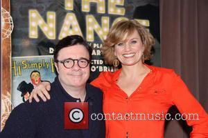 Nathan Lane and Cady Huffman