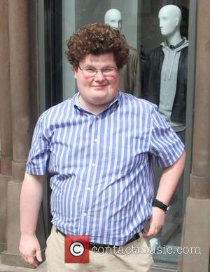Jesse Heiman - Celebrities spotted during the Extra TV filming on The Grove - Los Angeles, California, United States -...