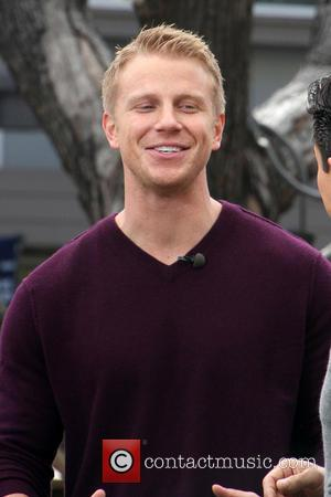 Sean Lowe - Celebrities spotted during the Extra TV filming on The Grove - Los Angeles, California, United States -...