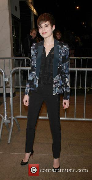 Sami Gayle - A special documentary screening of 'Girl Rising' at the Paris Theatre - New York City, New York...