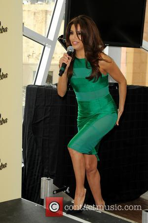 Eva Longoria - Eva Longoria unveils the new 'Sheba: Feed Your Passion' campaign - New York City, NY, United States...