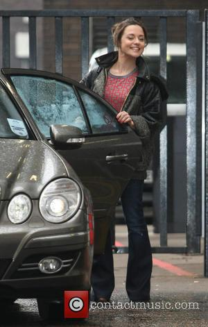 Zoe Tapper - Celebrities at the ITV studios - London, United Kingdom - Thursday 7th March 2013