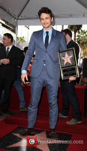 James Franco - James Franco is honoured with a Hollywood Star on the Hollywood Walk of Fame - Los Angeles,...