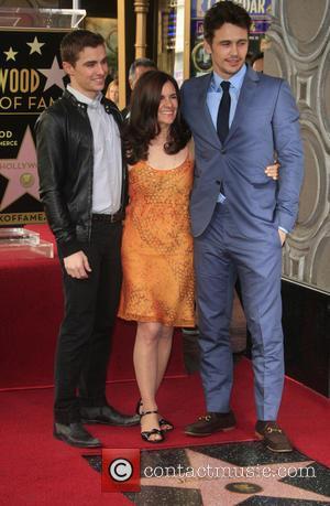 Dave Franco, James Franco and Betsy Franco