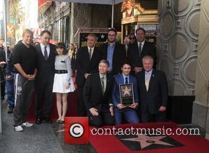 Sam Raimi, Joey King, Walk Of Fame, Joe Roth, Seth Rogen