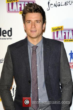 Greg James - The Loaded Laftas Comedy Awards 2013 held at Sway Bar - London, United Kingdom - Thursday 7th...