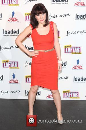 Alice Lowe - The Loaded LAFTAs Awards 2013 10th Anniversary held at Sway - London, United Kingdom - Thursday 7th...