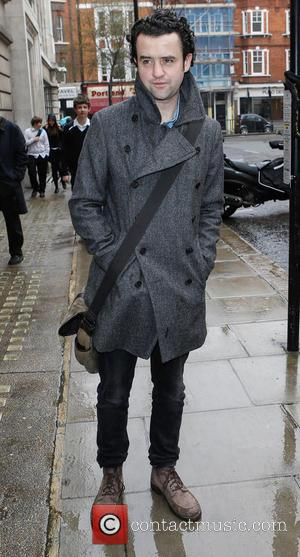Daniel Mays - Celebrities at the Radio 2 studios - London, United Kingdom - Thursday 7th March 2013