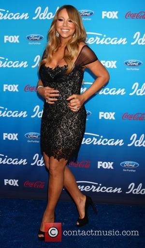 Mariah Carey, American Idol Finalists Party