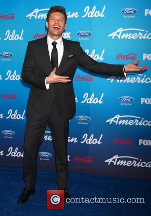 Ryan Seacrest - FOX 'American Idol' finalists party at The Grove - Los Angeles, California, United States - Thursday 7th...
