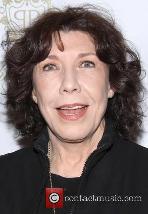 Lily Tomlin - ANN Opening night at the Vivian Beaumont Theatre - Arrivals - New York, NY, United States -...