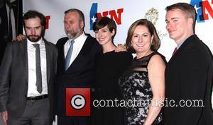 Thomas Hathaway, Gerald Hathaway, Anne Hathaway, Kate Mccauley Hathaway and Michael Hathaway