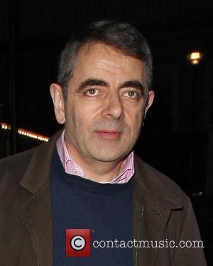 Rowan Atkinson - Rowan Atkinson arriving at J Sheekey for dinner - London - Thursday 7th March 2013
