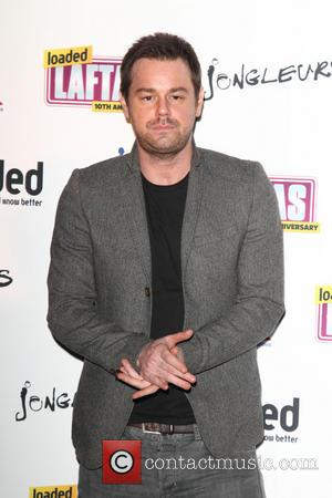Danny Dyer - The Loaded Laftas Comedy Awards 2013 held at Sway Bar - London, United Kingdom - Thursday 7th...
