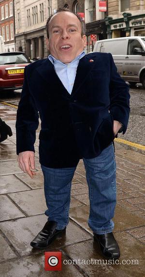 Warwick Davis - The Loaded Laftas Comedy Awards 2013 - Outside - London, United Kingdom - Thursday 7th March 2013