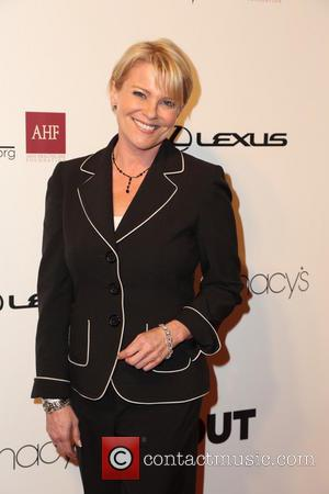 Judi Evans - OUT Celebrates LA Fashion Week With OUT Fashion Benefitting The AIDS Healthcare Foundation - Arrivals - Los...