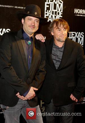 Robert Rodriguez and Richard Linklater - The Texas Film Hall Of Fame Awards held at Austin Studios - Austin, Texas,...