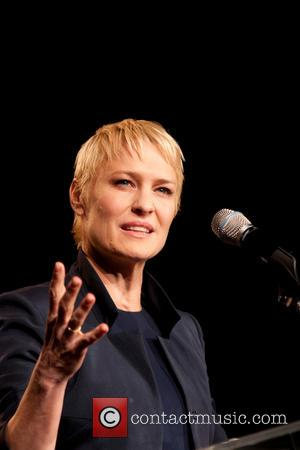 Robin Wright - The Texas Film Hall Of Fame Awards held at Austin Studios - Austin, Texas, United States -...