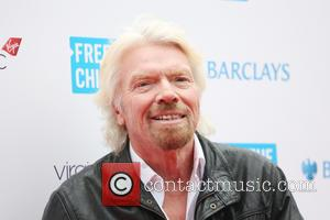 Richard Branson - WE day UK held at Wembley arena - Arrivals - London, United Kingdom - Thursday 7th March...