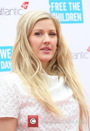 Ellie Goulding - 'WE day UK' held at Wembley Arena - Arrivals - London, United Kingdom - Thursday 7th March...