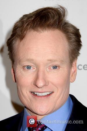 Conan O'Brien - Alliance For Children Dinner