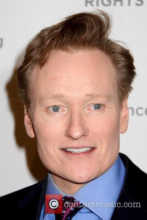 Conan O'Brien - The Alliance For Children's Rights' 21st Annual Dinner at The Beverly Hilton Hotel - Los Angeles, California,...