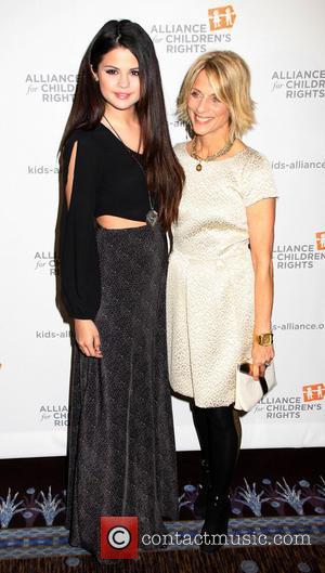 Selena Gomez and Janis Spire