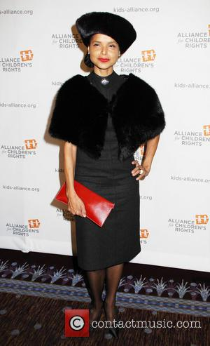 Victoria Rowell, Beverly Hilton Hotel