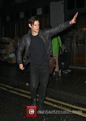 Matt Smith - Matt Smith leaving the Groucho Club in Soho - London, United Kingdom - Friday 8th March 2013