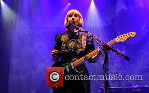 Joy Formidable and Ritzy Bryan