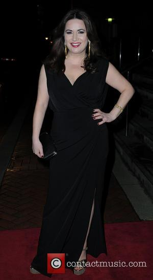 Debbie Rush - Mirror Ball held at the Lowry Hotel- Outside Arrivals - Manchester, United Kingdom - Friday 8th March...