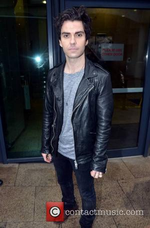 Kelly Jones - The Stereophonics at Today FM studios - Dublin, Ireland - Friday 8th March 2013