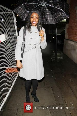 Beverley Knight - International Women's Day 2nd annual WIE Symposium at the Hospital Club- Arrivals - London, United Kingdom -...